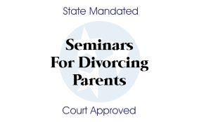 Seminar for divorcing parents